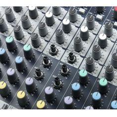 Soundcraft MFXi8 8kanaals PA mixer + lexicon FX #baxdroomstudio