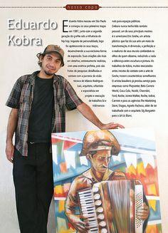 Eduardo Kobra- capa show business