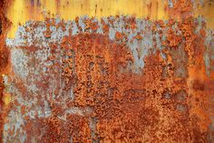 Rust by OldPink