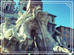 Piazza Navona Piazza Navona, Belle Photo, Statue Of Liberty, Photos, Mansions, House Styles, Travel, Mansion Houses, Trips