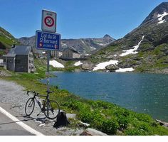 Colle del Gran San Bernardo (2473 m) - Valico tra Italia e Svizzera