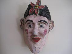 Mask, State of Oaxaca, MX  c.1970s