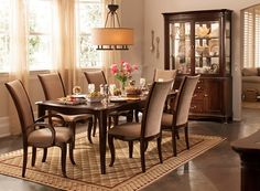 Grand Marquis II 7 Pc Dining Set Found At JCPenney