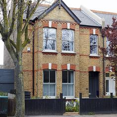Exterior   Be inspired by this updated period house in southeast London   housetohome.co.uk