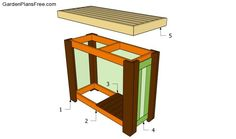 Home Bar Plans Free | Free Garden Plans - How to build garden projects