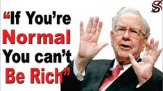 Arguably the richest investor to ever live, Warren Buffet became a millionaire in 1960 at the age of 30 and ever since then, Buffet has been one of the riche. Warren Buffet Quotes, Alex Gray Art, Films Chrétiens, Mike Brant, Business Advisor, Rock Of Ages, Rich People, King Of Kings, Bob Marley