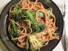 Aromatic Noodles with Lime Peanut Sauce