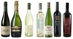 Game day wine picks! Pair perfectly with party foods!
