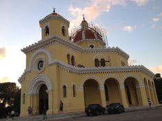 La capilla del Cementerio de Colón