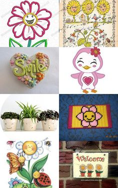 SMILE  by Tina on Etsy--Pinned with TreasuryPin.com