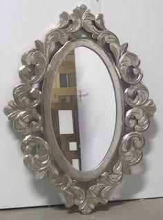 TTM Wonen - Teak meubelen, Perzische tapijten en Woonaccessoires - (Barok) Spiegels 60x80 € 59,-