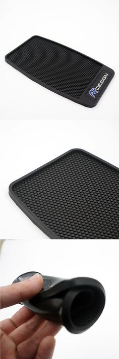 [Visit to Buy] Super Sticky R Design Car Mobile Phone Pad Rdesign Anti-Slip Mat Silicone for Volvo V40 V60 S40 S60 S80 C30 C70 XC60 Car Styling #Advertisement