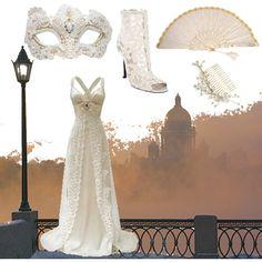 Oooooh Masquerade Themed wedding!