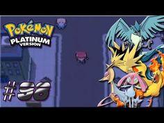 Pokemon Platinum Walkthrough Part 98: Roaming Pokemon Capturing!
