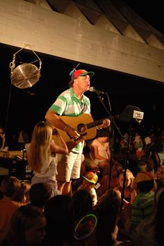 Shannon Tanner performing at HarbourFest, Shelter Cove Harbour, Hilton Head Island