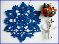 Hoi! Ik heb een geweldige listing gevonden op Etsy https://www.etsy.com/nl/listing/211812583/blue-christmas-crochet-coaster-pattern