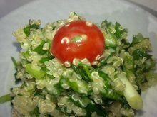 Quinoa Tabouleh (GGKitchen)