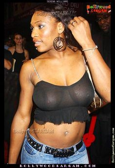 Good Serena williams real live naked