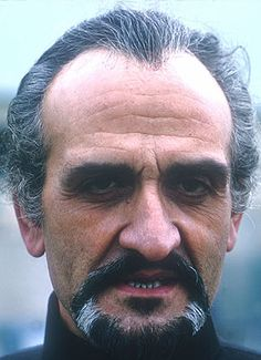The Master played by the late Roger Delgado.