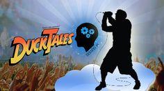 Neste Desafio #9 da semana, queremos saber quem está cantando a música de abertura do desenho Duck Tales: Os Caçadores de Aventuras. Se você sabe deixe a resposta nos comentários deste vídeo, pois daremos a resposta neste domingo próximo. Contamos com sua participação. Acesse: www.canalforadoar.com
