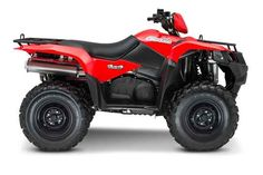 New 2016 Suzuki Motor Of America Inc. KingQuad 500AXi ATVs For Sale in Virginia.