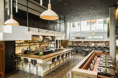 The Elm Restaurant | Parts and Labor Design