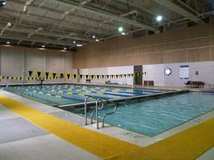 The LSUS swimming pool!