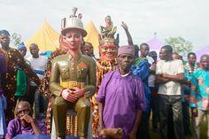 Yala Yam Festival   Cross River State Nigeria   #JujuFilms #Yala #YamFestival #CrossRiver #Nigeria #Africa #Masquerade