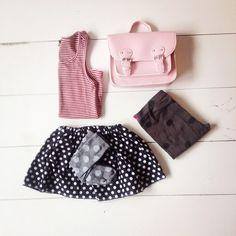 Nice warm combination just add a any cardigan  #scotchrebelle #combineerhet #hmkids #primark #v&d #mom #kidsclothes