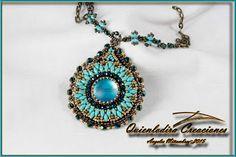 Embrodery Polaris Superduos Azul By Quienlodira Creaciones