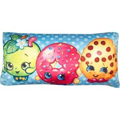 Shopkins Body Pillow - Walmart.com...mamas got this for news a tonight
