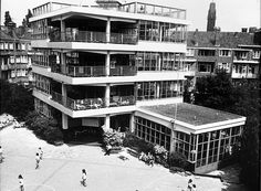 Open-air school for the healthy child, Amsterdam - Google Search