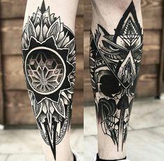 Maori Tattoo for man and woman Trendy Tattoos, Black Tattoos, Leg Tattoos, Body Art Tattoos, Sleeve Tattoos, Tattoos For Guys, Cool Tattoos, Awesome Tattoos, Tattos