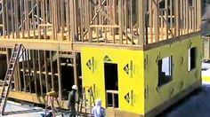 Crean una casa que puede soportar fuertes terremotos - BBC Mundo