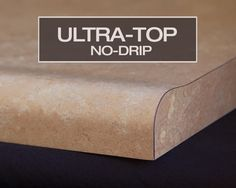 Ultra Top No Drip Has Been The Choice In Industry For Over