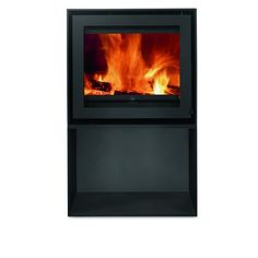 NEW BRAND FOR 2014/15 Fogo Montanha - Premium Insets and Freestanding Woodburning Stoves - Versatile S600 Cube