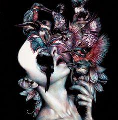 Cría pájaros y te sacarán los ojos...