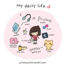 el resumen de mi vida jaja