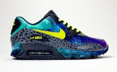 "Nike Air Max 90 ""Revive"" Custom"