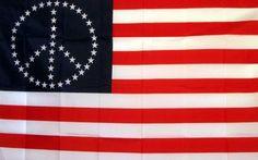 US Peace Stars Historical 3'x 5' Flag