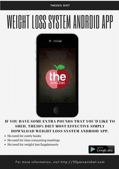 If you have some extra pounds that you'd like to shed, here is the best #weight #loss system app for #Android.