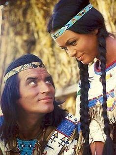 Winnetou And Old Shatterhand Google Search Mijn Helden