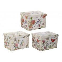 Tároló doboz madaras Decorative Boxes, Home Decor, Decoration Home, Room Decor, Home Interior Design, Decorative Storage Boxes, Home Decoration, Interior Design