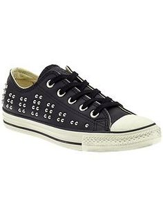 Converse Chuck Taylor All Star with silver studs | Piperlime