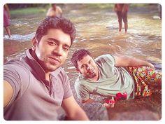 Nivin Pauly & Aju Varghese In  Oru Vadakkan Selfie