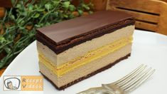 Cake Recipes, Dessert Recipes, Hungarian Recipes, Vanilla Cake, Food And Drink, Sweets, Cooking, Cakes, Recipe
