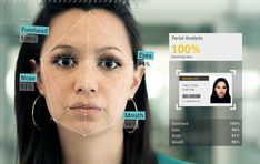 Facial recognition technology is considered part of biometrics, the measurement of biological data by devices or software , similar to finge.