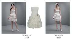Orlando Fashion Friday: WHITE by Vera Wang FW14 Collection