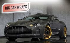 Automotive wrap