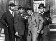 THE UNTOUCHABLES (ABC-TV) - Robert Stack - Desilu Productions.